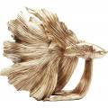 Kare Decofiguur Betta Fish Gold Small