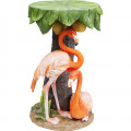 Kare Bijzettafel Animal Flamingo Road