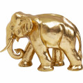 Kare Decofiguur Elephant Gold
