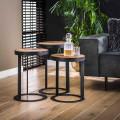 Meer Design Bijzettafel Tavira Set van 3