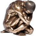 Kare Decofiguur Nude Man Hug