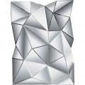 Kare Spiegel Prisma 120x80cm