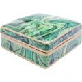 Kare Deco Box Malachite