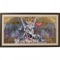 Kare Schilderij Lovers 266x150cm
