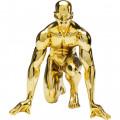 Kare Decofiguur Runner Gold