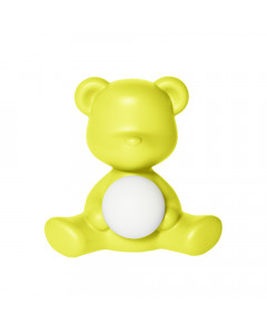 Qeeboo Tafellamp Teddy Girl LED Lime