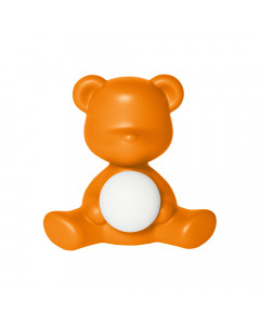 Qeeboo Tafellamp Teddy Girl LED Orange