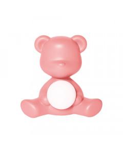 Qeeboo Tafellamp Teddy Girl LED Bright Pink