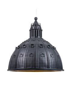 Seletti Hanglamp Cupolone Grijs