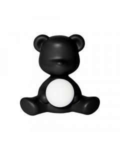 Qeeboo Tafellamp Teddy Girl LED Black