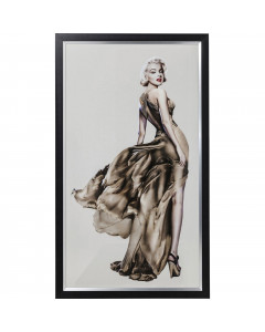 Kare Fotolijst Marilyn 172x100 cm