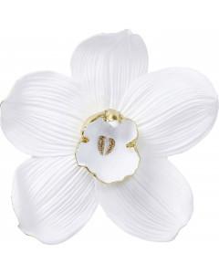 Kare Wanddeco Orchidee White 54 cm