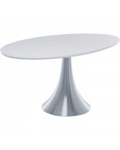 Kare Eettafel Grande Possibilita White 180x100cm