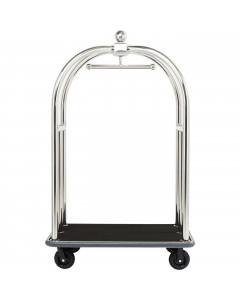 Kare VIP Baggage Trolley Vegas Silver