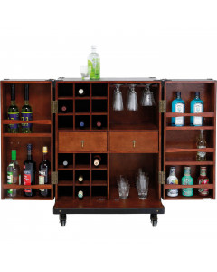 Kare Bar Koffer Colonial Medium