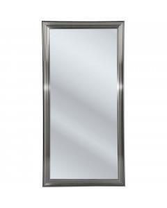 Kare Spiegel Frame Silver 180x90 cm