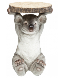 Kare Bijzettafel Animal Koala  Ø33cm