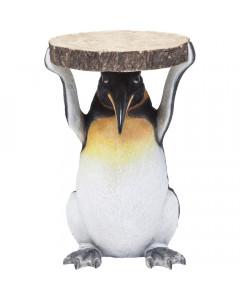 Kare Bijzettafel Animal Pinguïn