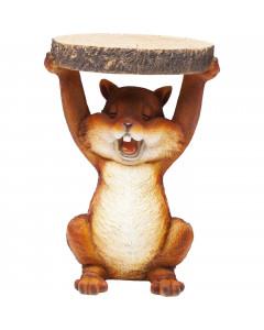 Kare Bijzettafel Animal Mini Squirrel