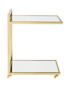 Kare Trolley Classy Gold
