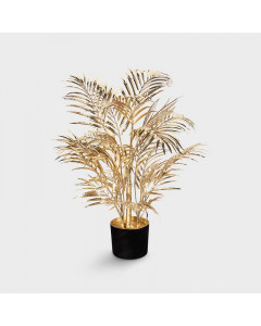 &K Deco Plant Acrea Palm Gold Small