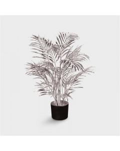 &K Deco Plant Acrea Palm Silver Small