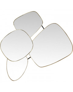 Kare Spiegel Shapes 130x105cm