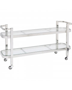 Kare Trolley Table Daydrinking 140cm