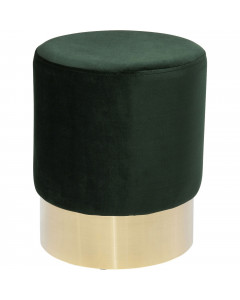 Kare Kruk Cherry Dark Green Brass