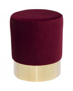 Kare Kruk Cherry Bordeaux Brass Ø35cm