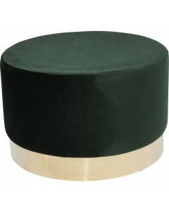 Kare Kruk Cherry Dark Green Brass Ø55cm