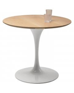 Kare Eettafel Invitation Set Oak White