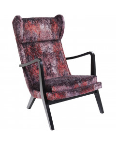 Kare Fauteuil Silence Fancy Red