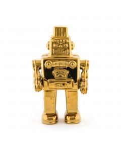 Seletti Decofiguur My Robot Gold