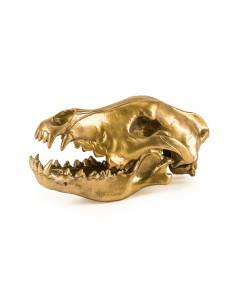 Seletti Decofiguur Wolf Skull