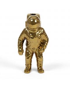 Seletti Vaas Starman Gold