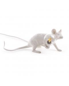 Seletti Tafellamp Mouse Lying White