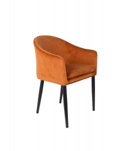 Meer Design Eetkamerstoel Catelyn Oranje