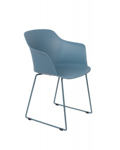 Meer Design Eetkamerstoel Tango Blue