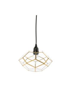 Riverdale Hanglamp Felix goud 25cm