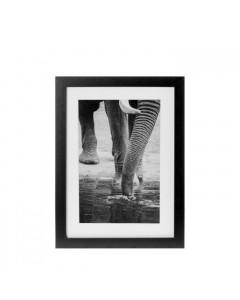 Riverdale Schilderij Elephant zwart 30x40cm