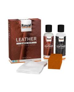 Oranje Leather Care Kit Wax&Oil