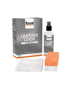 Oranje Leather Look Care Kit