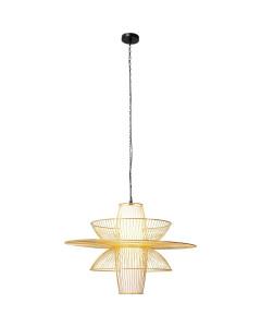 Kare Hanglamp Cappello Opposto Gold