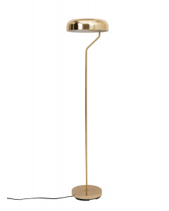 Dutchbone Vloerlamp Eclipse Brass