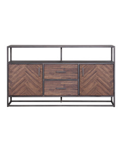 Eleonora Dressoir Hudson Brown 160 cm