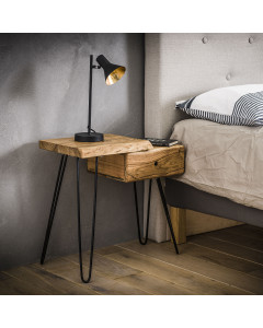 Meer Design Nachtkast Jarn Links