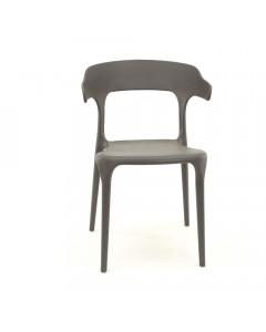 Meer Design Eetkamerstoel Adonis Grey