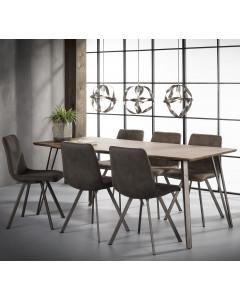 Meer Design Eettafel Thyone 160cm