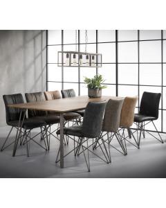 Meer Design Eettafel Thyone 240cm